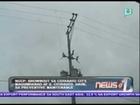 NGCP: Brownout sa Cotabato City, Maguindanao at S.Cotabato dahil sa preventive maintenance