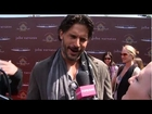 Joe Manganiello Talks Channing Tatum and Being the Shirtless