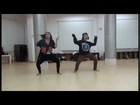 LB!'s Alpha Dance Workshop 2012 - Carin & Eda (Lilo&Stitch)