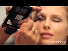 Smashbox Soft and Smoky Eye HOW TO for Hazel Eyes