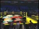 WWE 12 Princess Kitana vs Mickie James Extreme Rules