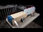 TNOUTDOORS9:  Ammo Test Gel Block Setup