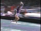 Kerri Strug - 1996 Olympics Team Optionals - Vault 2