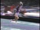 Kerri Strug - 1996 Olympics Team Optionals - Vault 2