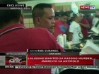 QRT: Lalaking wanted sa kasong murder, inaresto sa Antipolo