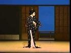清元 「雁金」 歌舞伎舞踊 神崎ひで一 kabuki dance Hideichi Kanzaki