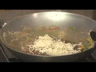 Beef in Black Bean Sauce cooking video from Nigel Smith and Kleeneze