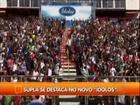 Mundo dos Famosos - Ídolos 2012 Supla rouba cena