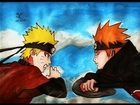 How to draw Naruto vs Pain -Naruto-