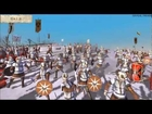 Rome Total War online battle 10: 2v2 Dacia and Selucids vs Parthia and Rome