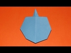 How To Make An Origami Bauble - Christmas Ornament
