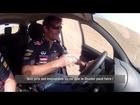 Mark Webber tests Renault Duster in Oman desert