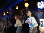 Bella & Zendaya's performance in Abu Dhabi ( March 29th 2012 )
