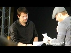 Misha Collins and Jensen Ackles - When Harry Meets Sally @ Jus In Bello II