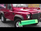 2013 LAND ROVER DEFENDER 90 PICK UP DIESEL PHILIPPINES WWW.HIGHENDCARS.PH