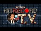 Joseph Gordon-Levitt Invites you to Hit RECord on TV!