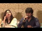 Sonu Nigam got angry from Abhay deol  during the press conference of  Musician about Royality issue