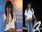 Priyanka Flaunts Her Belly Button