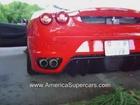 Ferrari F430 Challenge Revving Engine Sound