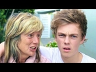 HOT YOGA WITH CASPAR AND A RANDOM GIRL