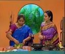 Andhra Recipes - Masala Vada - Pesara Pappu Thotakura Pulusu - 01