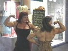 Christine Envall & Maryse Manios