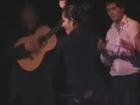 Karla Guzman. Baile flamenco. Fin de fiesta por buleria