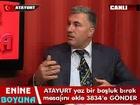 Malatya Belediyesi İtfaiye Müdürü Hanifi Acar Atayurt Tv'de