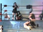 Miss April(aj lee),M Hosaka vs roxxie Cotton,Annie Social(WSU)