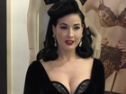 Russell Crowe and Dita Von Teese Dating?