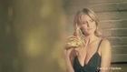 Heidi Klum Goes Sexy for Burger Commercial