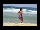 Shradda das nude in beach dance scene